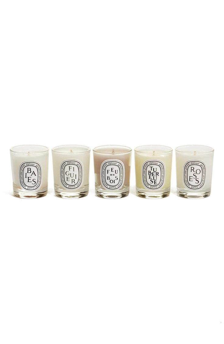diptyque Scented Candle Set $20 Value   Nordstrom   Scented ...