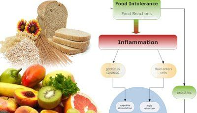 An Allergen is any substance, often a protein which induces an allergy. Thus, a food allergy is the allergy caused due to the consumption of a food allergen. A food allergy is not the same as food intolerance. An allergy causes over-sensitivity of the body's immune system. If the immune system is not involved in the reaction to a food then it is known as food intolerance.   For more details: http://goo.gl/Hy1unu