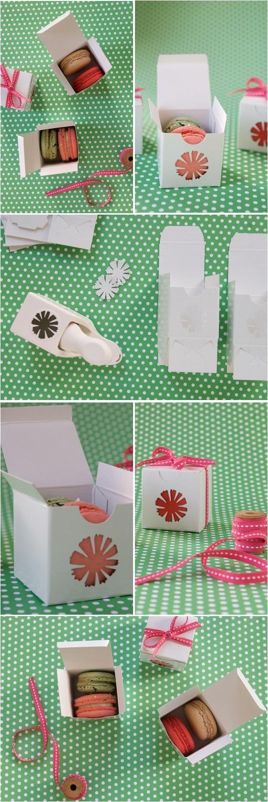 DIY Tutorial: DIY WEDDING / DIY Macaron Favors - Bead&Cord