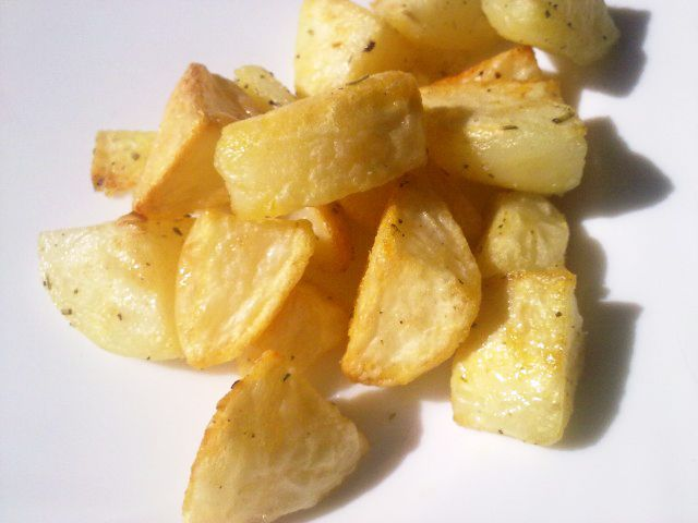 Trick for Very Crisp Potatoes | #vegan #vegetarian | ricettario ...