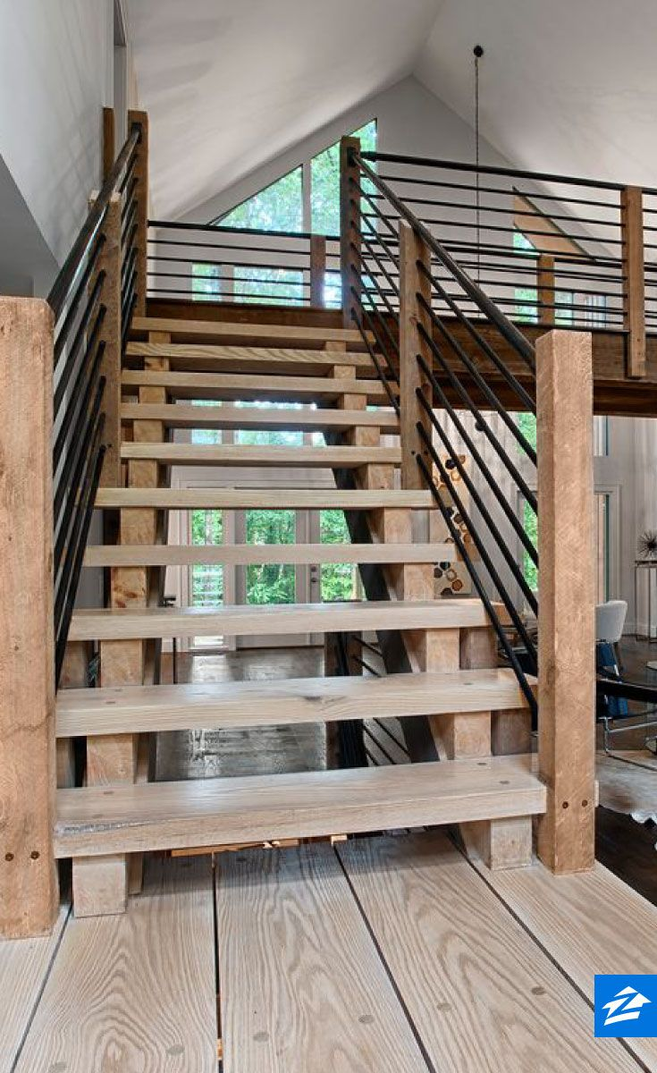 Open Foyer Loft : Best images about snazzy staircases on pinterest