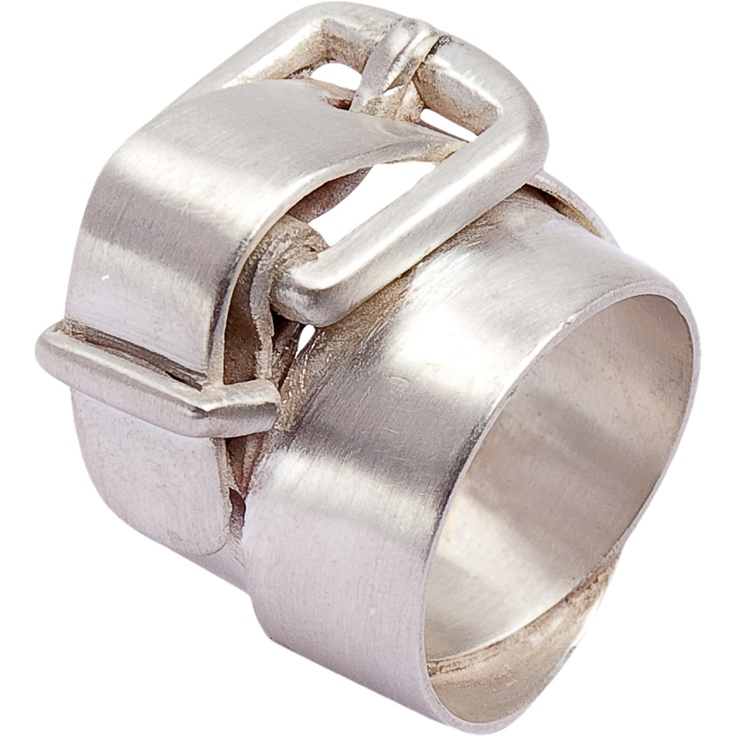 Agnes b ring buckle