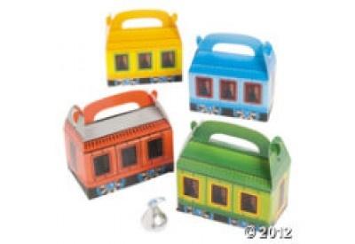 Train Treat Boxes - Mini
