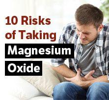 Taking Magnesium Oxide