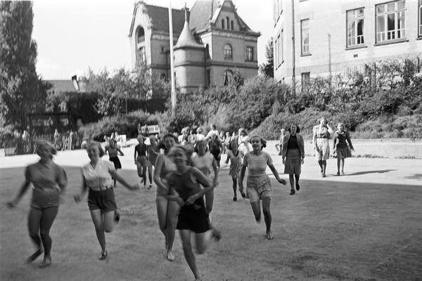 Hartvig nissens skole 1940
