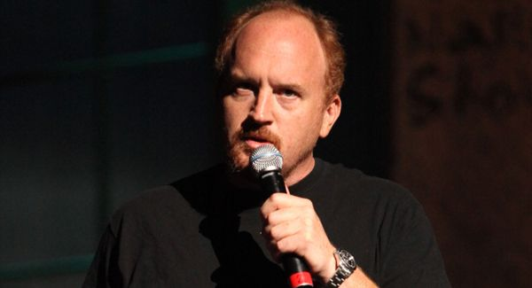 Louis Szekely (born September 12, 1967), known professionally as Louis C.K., is an Emmy and Grammy award winning Mexican-American stand-up comedian, television and film writer, and actor. He is the star of the FX comedy series Louie, which he also writes, directs, and edits.