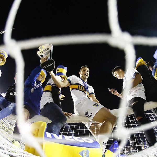 Boca Campeón 2015