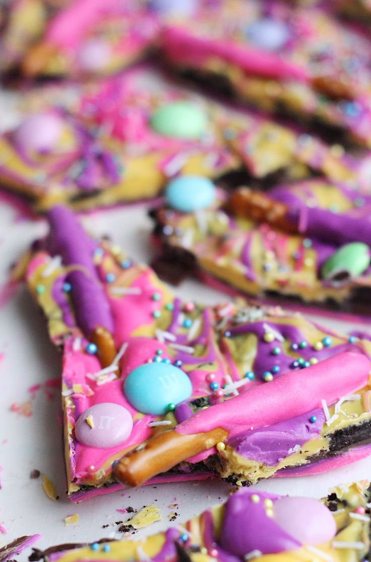 layered cookie crunch