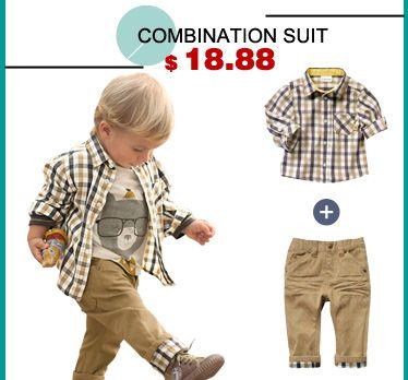 pantalones vaqueros de los Niños de la ropa Niños manga larga 2013 rand chico traje del Año Nuevo del Bebé de la Navidad libre del ENVÍO-en ...