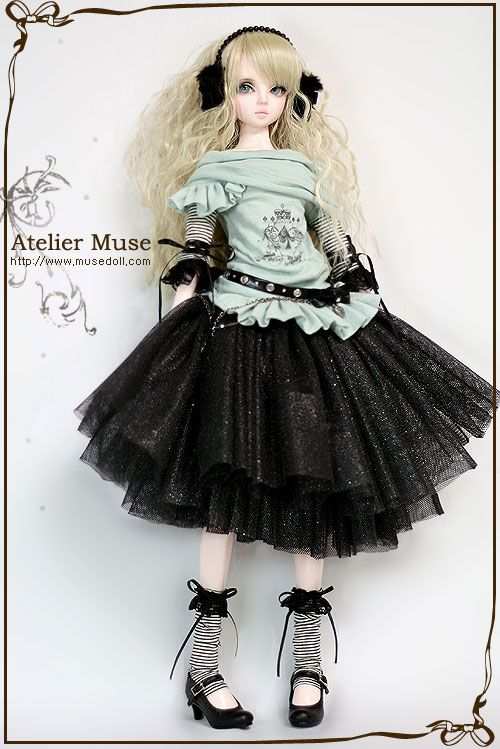 Atelier Muse with your lovely dream...
