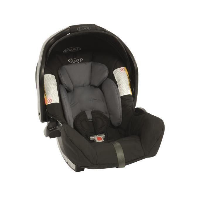Ce siège auto coque groupe 0+ de la marque #Graco va vous permettre d'emmener bébé en voiture en toute sécurité. Ce siège auto est compatible avec les poussette... #juniorbaby #siègeauto #coquegraco #juniorbabysiègeautograco #juniorbabysportluxe