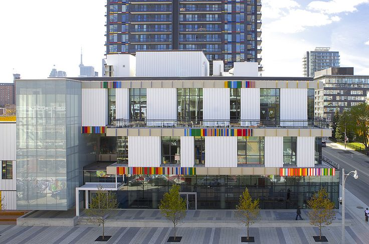 Daniels Spectrum | Architect Magazine | Diamond Schmitt Architects, Toronto, Ontario, CANADA, Community, Cultural, Entertainment, Office, New Construction, Modern, LEED Silver, Urban Land Insitute (ULI) Awards for Excellence 2016