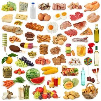 Imagier aliments