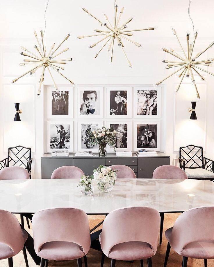 Dining Room Decor Ideas Modern Contemporary Style With Natural