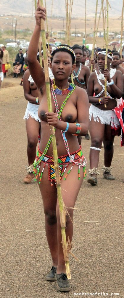 Bantu Naked Dance 121