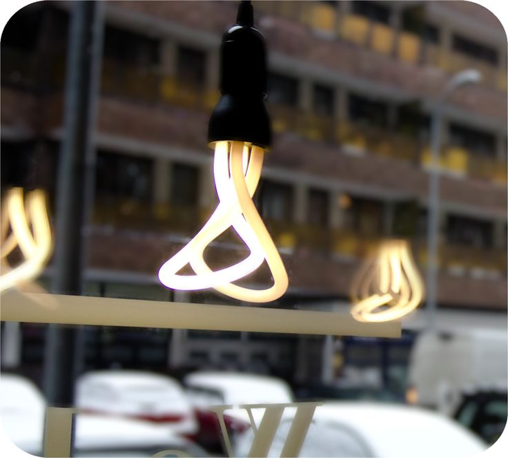 Lights @ My Little Melbourne, Budapest. Not only these designer lamps light up your day here.