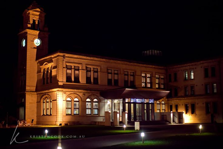Werribee Mansion Hotel for a nice weekend away,