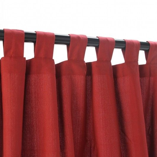 Find This Pin And More On Outdoor Curtains. WeatherSmart Fabric ...