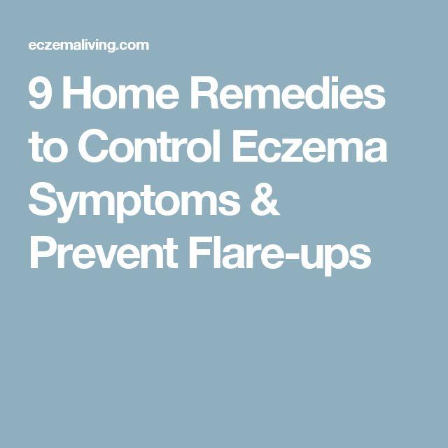 9 Home Remedies to Control Eczema Symptoms & Prevent Flare-ups