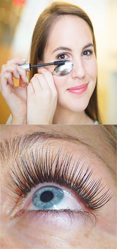 Everyone is talking about this new remedy for long lashes.