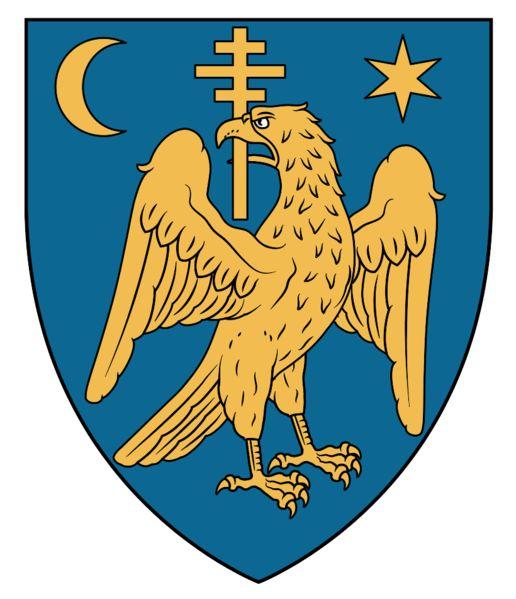 Valahia wappen heraldry   Romania