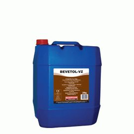 BEVETOL-VZ: Concrete setting retarder (ASTM C-494: Type B). Increases setting time of concrete (delays setting) and improves its workability and its physical properties. Enables delivery of ready-mixed concrete to longer distances.