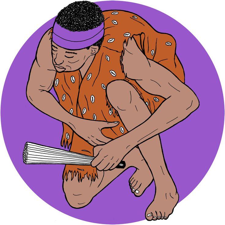 Afrocuban Babaluaye