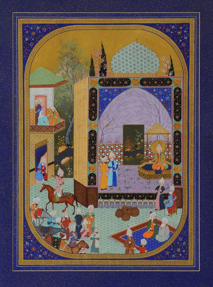 My World: Stories of the Messengers by Haydar Hatemi