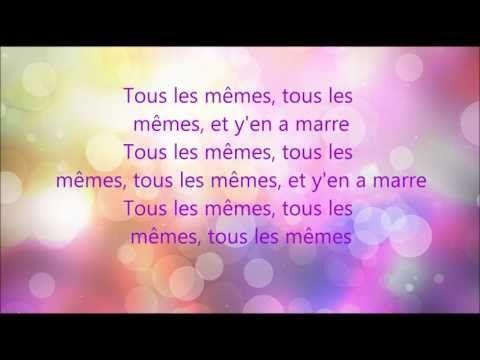 Tous les mêmes - Stromae (Lyrics) - YouTube