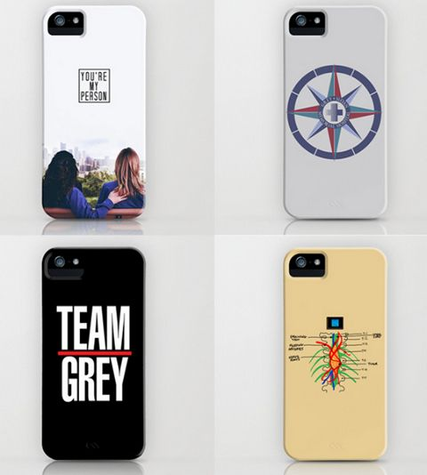 Grey's Anatomy cases
