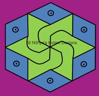 17 best projects to try images on pinterest mandalas for Apartment kolam design