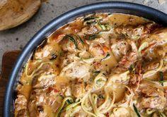 Fokozódik a cukkinispagetti őrület: Zseniális új fogás készült, ezt nézd…