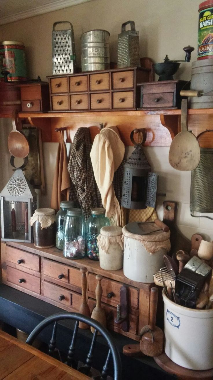 1514 best Country & Antique Decorating images on Pinterest | Prim ...