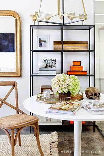Simple Details blog: IKEA Vittsjo shelf