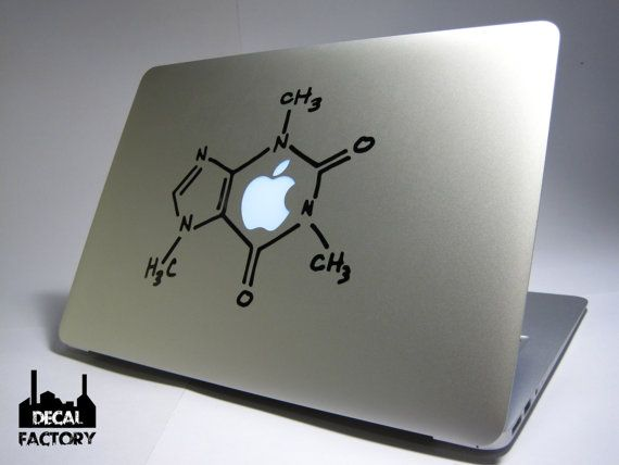 Color is black or white decal cut to fit a macbook can be cut for any size decal is cut from high quality uv resistant avery or vinyl which makes for