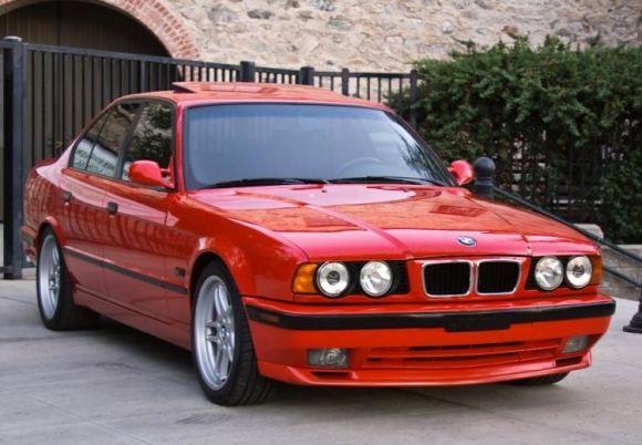 Bmw M5 1995 Bmw E34 Bmw Bmw M5