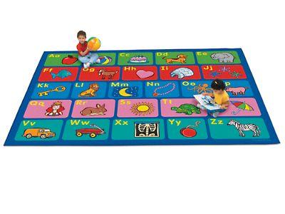 Alphabet Activity Classroom Carpets at Lakeshore Learning