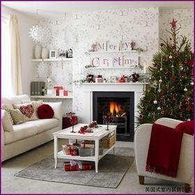 2014 おしゃれクリスマス インテリア画像集☆飾り付け ブログ ツリー イルミ デコレーション - NAVER まとめ