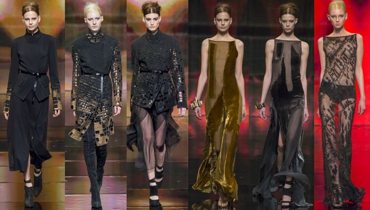 Donna Karan #FW2014 #NYFW #fashion #fashionshow #newyork