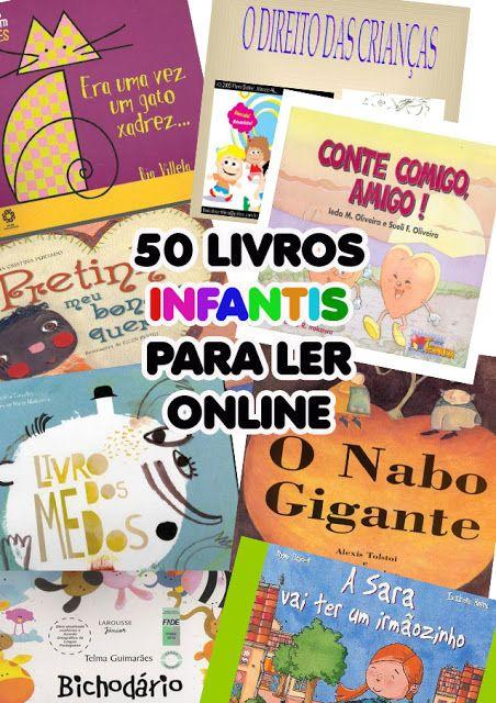 50 histórias infantis para ler on-line! – ESPAÇOS EDUCAR DESENHOS PINTAR COLORIR …   – livros