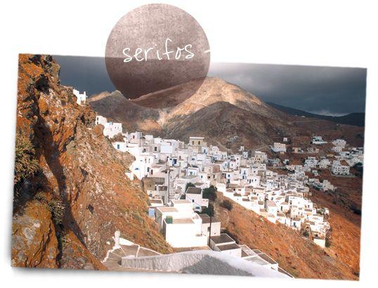 Romantic Getaway in Serifos Island, Greece