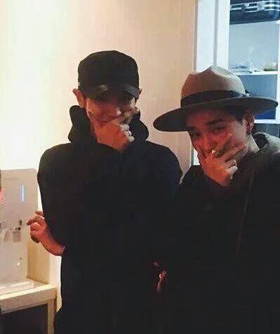 Chanyeol & DEAN ≧◠ᴥ◠≦