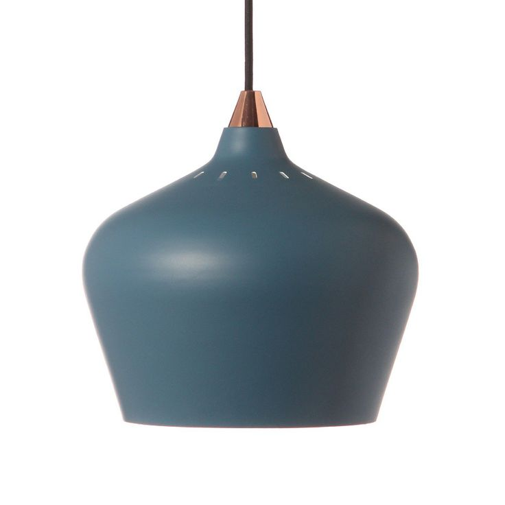 Original Scandinavian design, the Cohen transforms classic style into something unique and modern. This simple and stylish pendant light has a contemporary shape, palette and finish that suits both roomy interiors and those where space is at a premium.