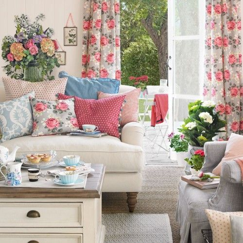 kitchen, bathroom, bedroom, living room and garden design and decorating ideas - House To Home
