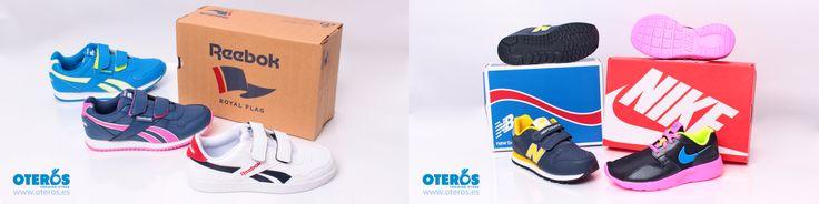 ¡Se acerca la #Navidad, se acercan días para regalar y en Oteros.ro piensan en los más pequeños de la casa con una extensa colección de zapatillas Reebok, Nike y New Balance para calzar de una forma cómoda, segura y a la moda!