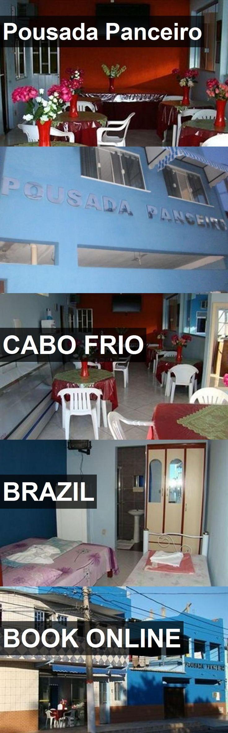Hotel Pousada Panceiro in Cabo Frio, Brazil. For more information, photos, reviews and best prices please follow the link. #Brazil #CaboFrio #PousadaPanceiro #hotel #travel #vacation
