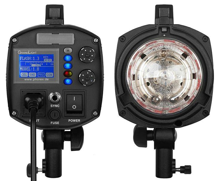 PHOREX GrandLight GL-500 Studioblitz 500Ws € 499,90