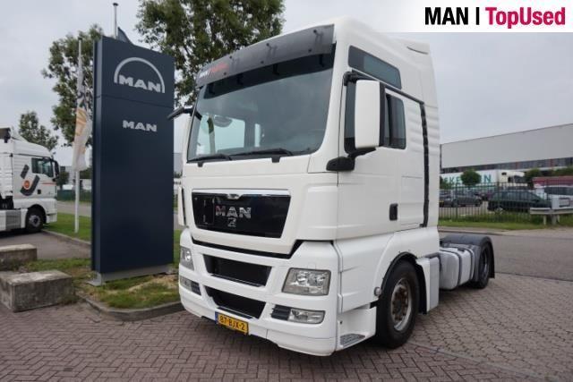 MAN TGX 18.440 4X2 LLS U, Sattelzugmaschine Volumen-SZM in Nijmegen, gebraucht kaufen bei AutoScout24 Trucks