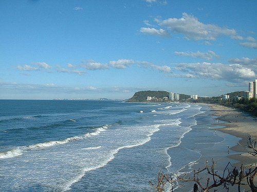 Burleigh Head, Gold Coast, Queensland