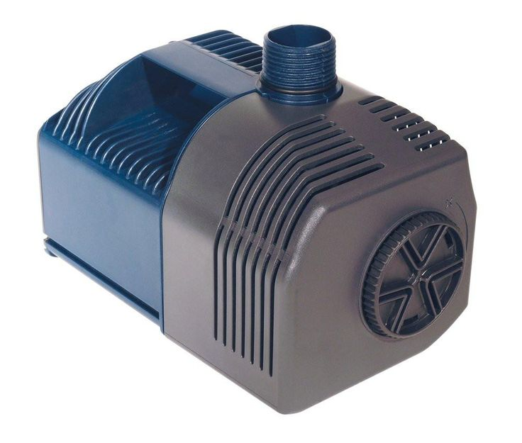 Quiet One Lifegard Aquarium Pump 1400-Gallon Per Hour